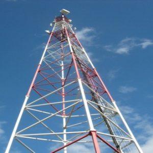 Изготовление башен связи