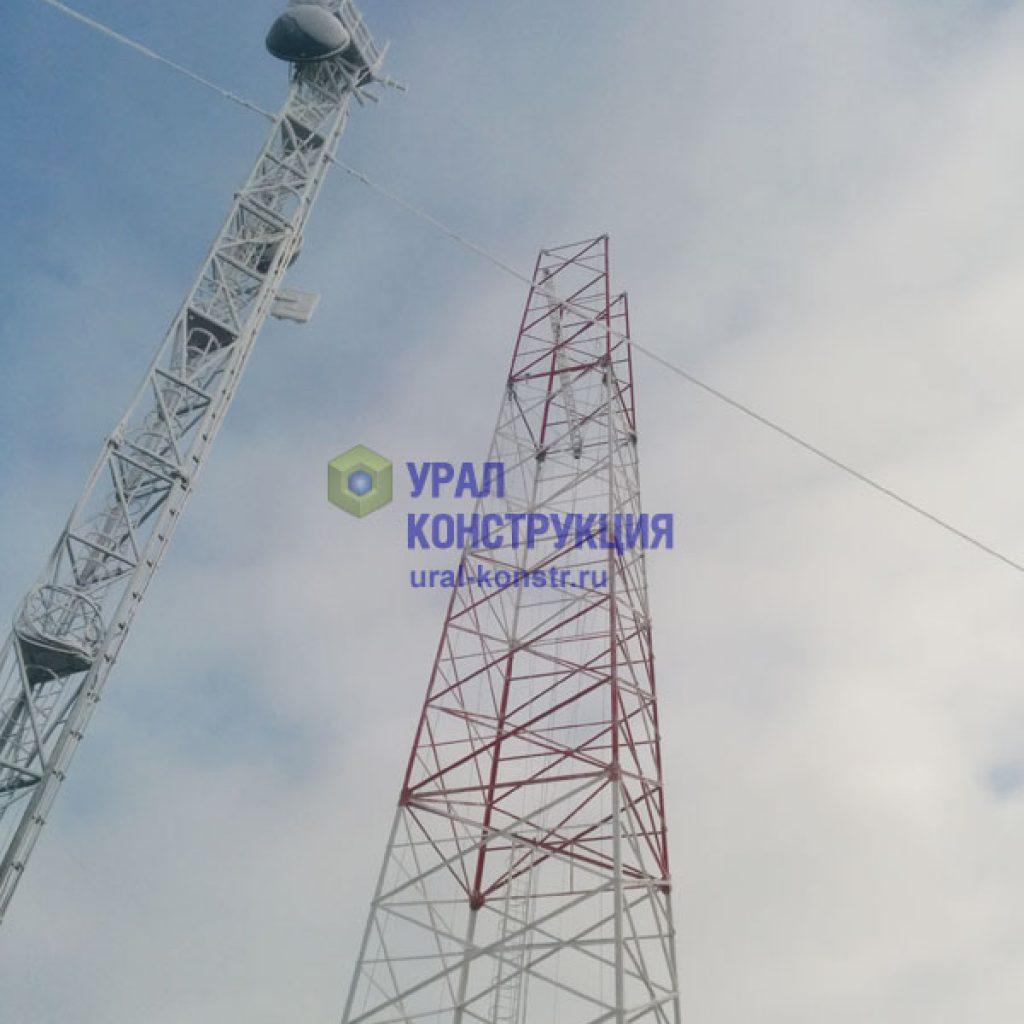 Изготовление башни связи АО-70