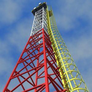 Изготовление башен сотовой связи